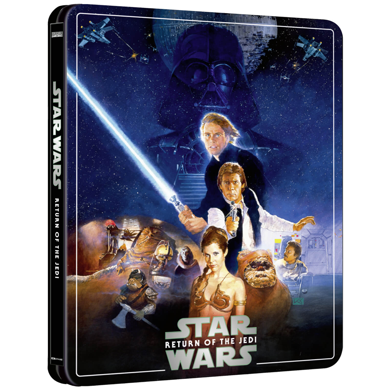 Star Wars: Return of the Jedi (Zavvi Steelbook)