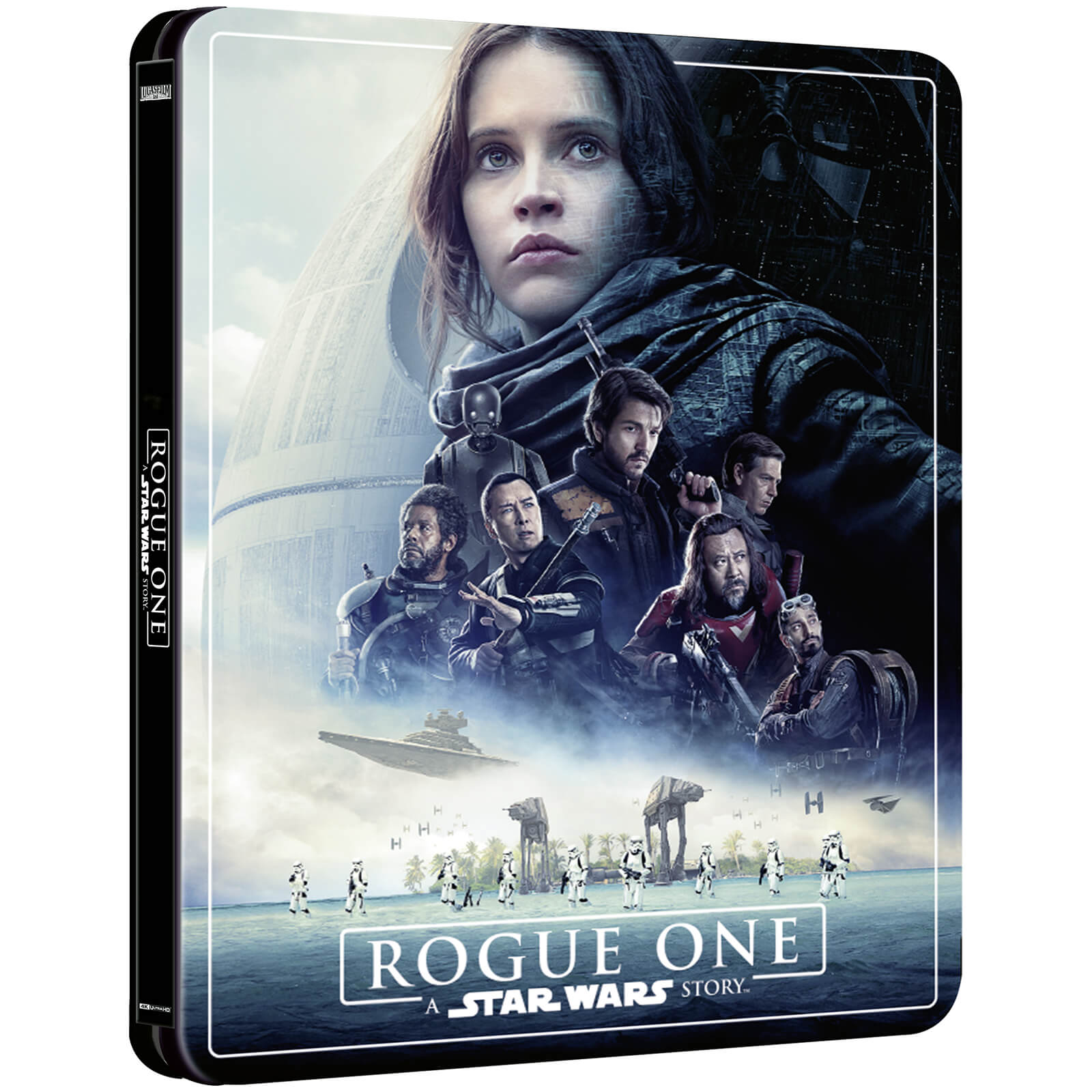 Rogue One: A Star Wars Story (Zavvi Steelbook)