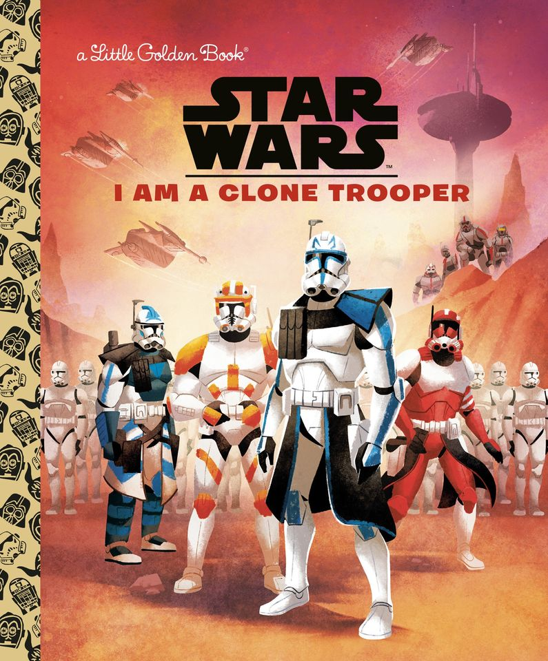 Star Wars: I am a Clone Trooper