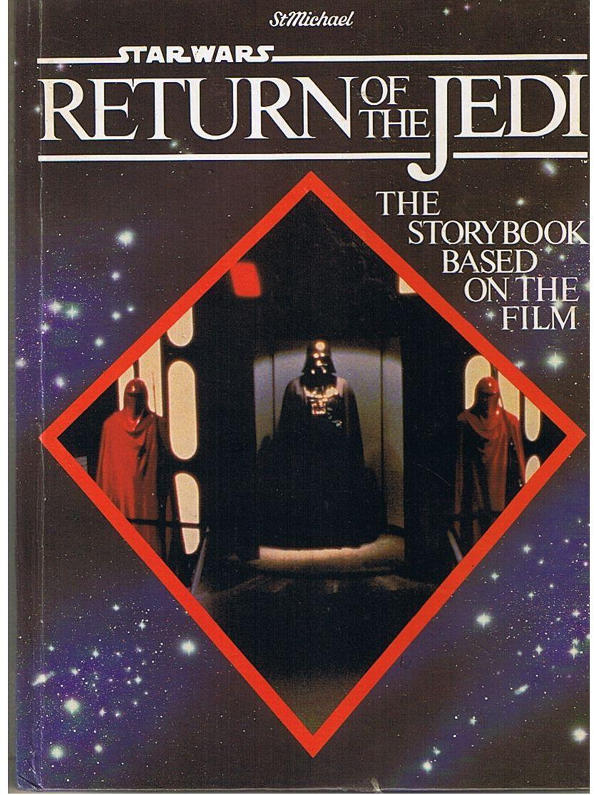 Star Wars: Return of the Jedi Storybook