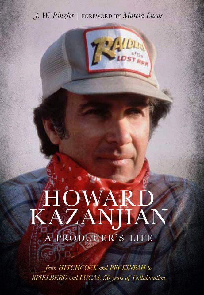 Howard Kazanjian - A Producer's Life