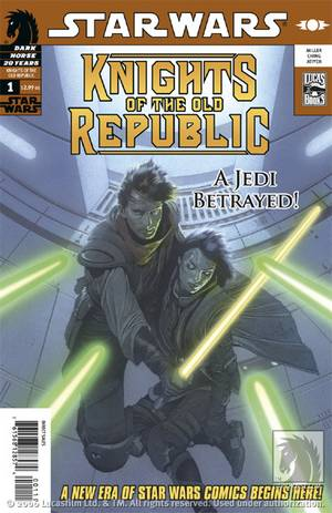 Star Wars Knights of the Old Republic: Commencement
