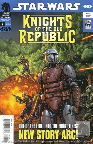 Star Wars Knights of the Old Republic: Flashpoint