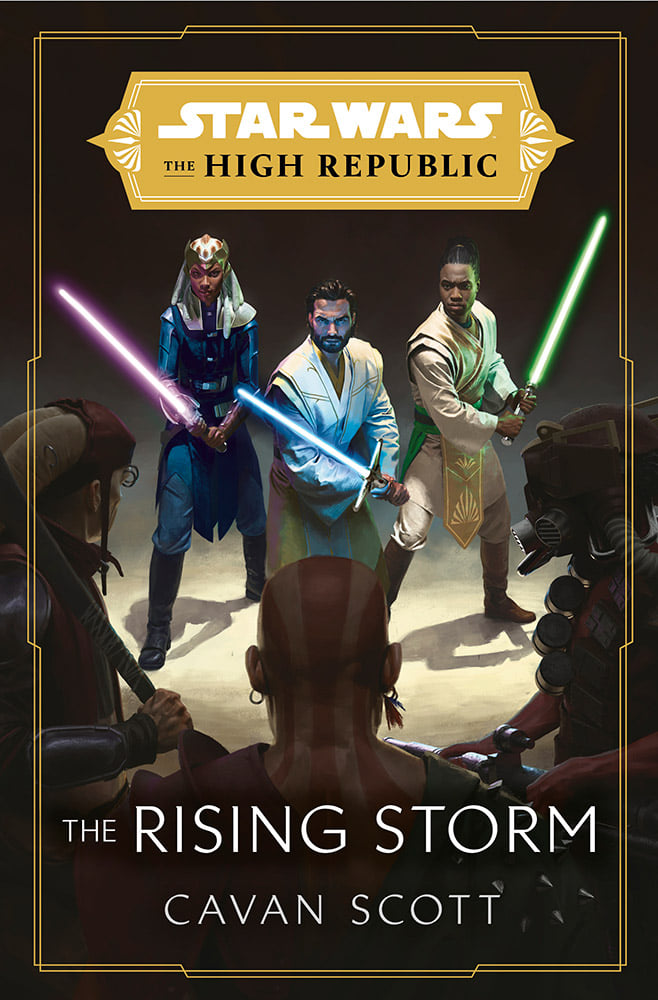 Star Wars The High Republic: The Rising Storm