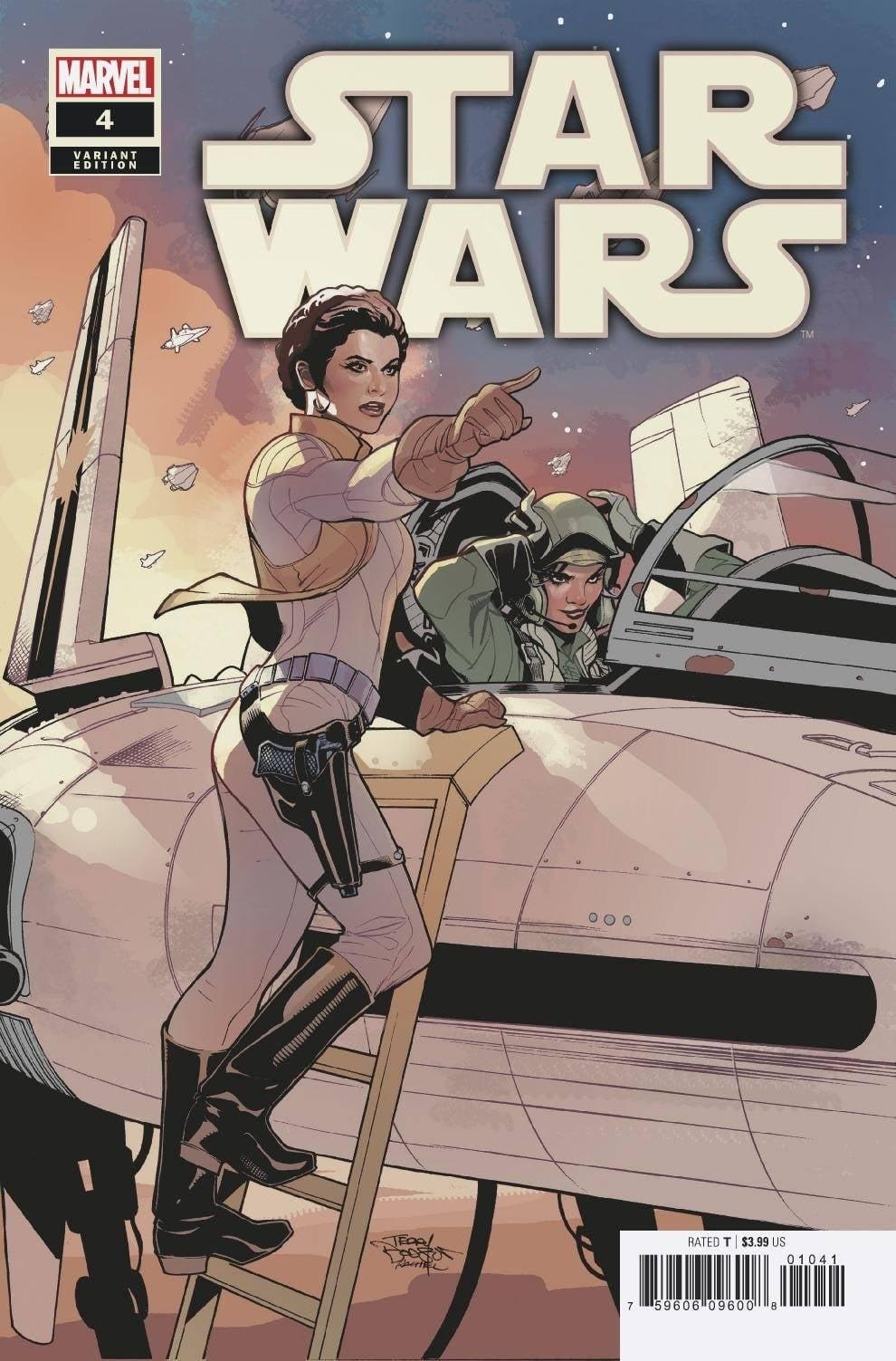 Star Wars 10 (Marvel 2020) - Dodson Variant