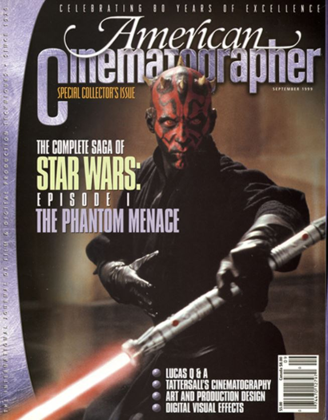 American Cinematographer Vol 80 No. 9