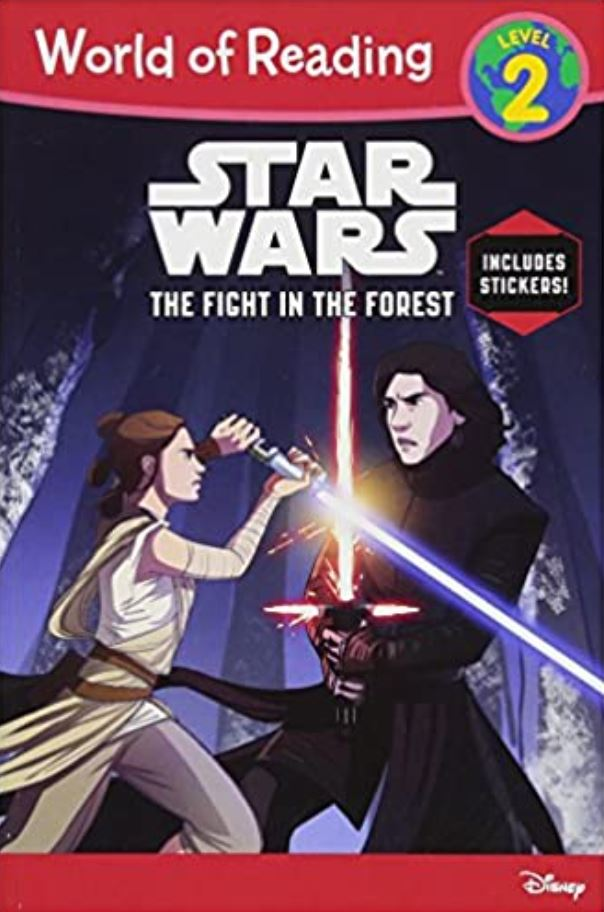 Star Wars: Fight in the Forest