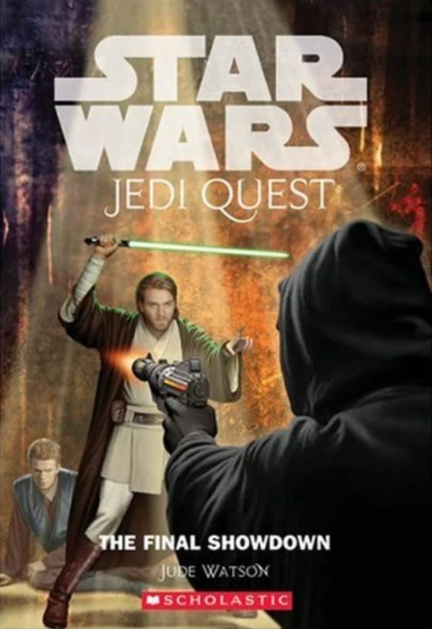 Star Wars Jedi Quest: The Final Showdown