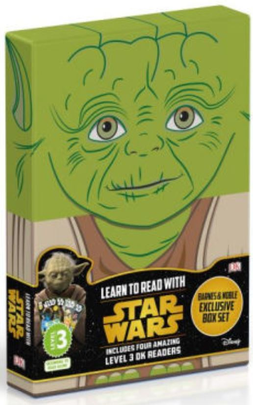 Learn to Read with Star Wars (Yoda)