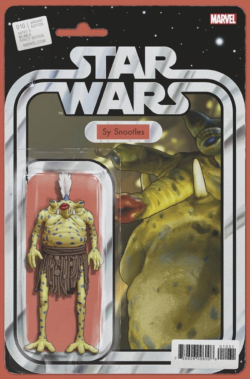 Star Wars 10 (Marvel 2020) - Action Figure Variant