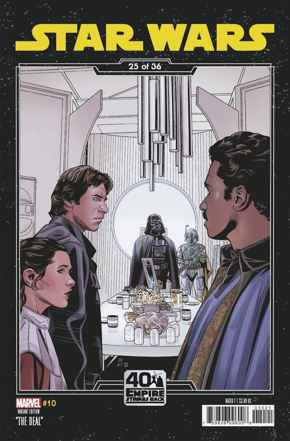 Star Wars 10 (Marvel 2020) - Sprouse Variant