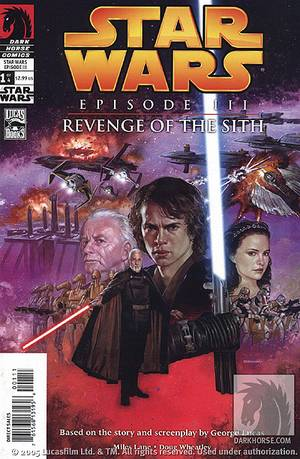 Star Wars Episode III: Revenge of the Sith (Comic)