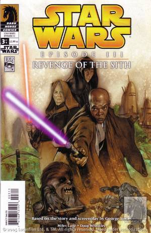 Star Wars Episode III: Revenge of the Sith (Comic) 3