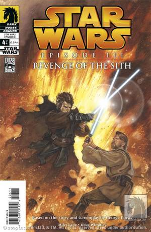 Star Wars Episode III: Revenge of the Sith (Comic) 4