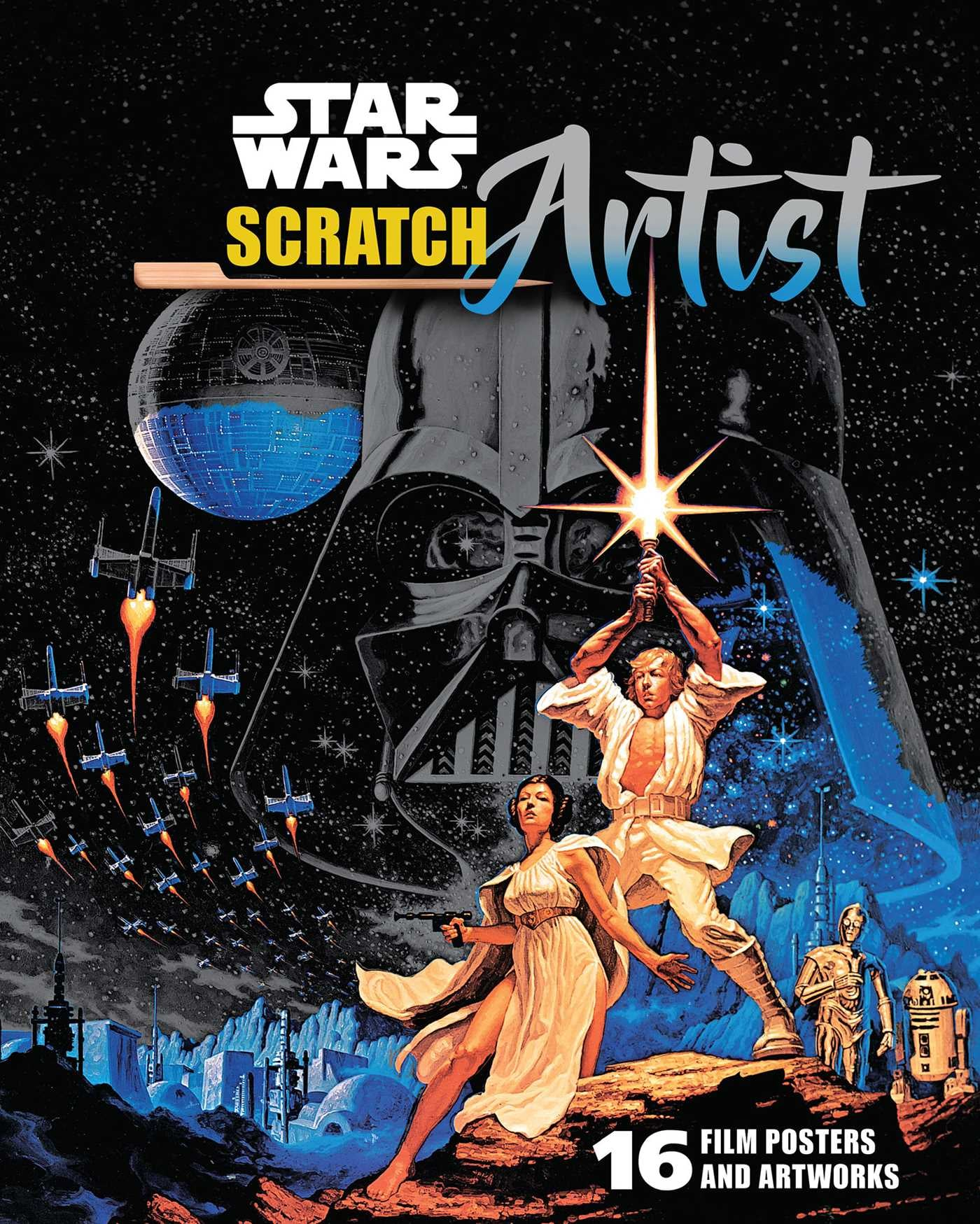 Star Wars: Scratch Artist