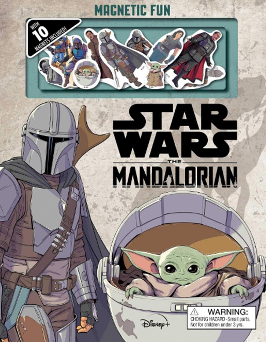 Star Wars: The Mandalorian - Magnetic Fun