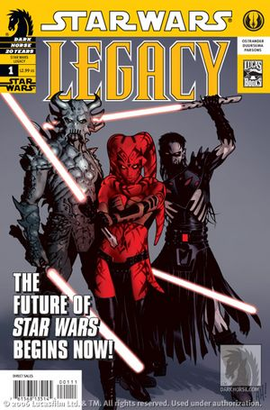 Star Wars Legacy: Broken