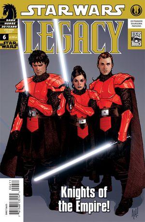 Star Wars Legacy 6