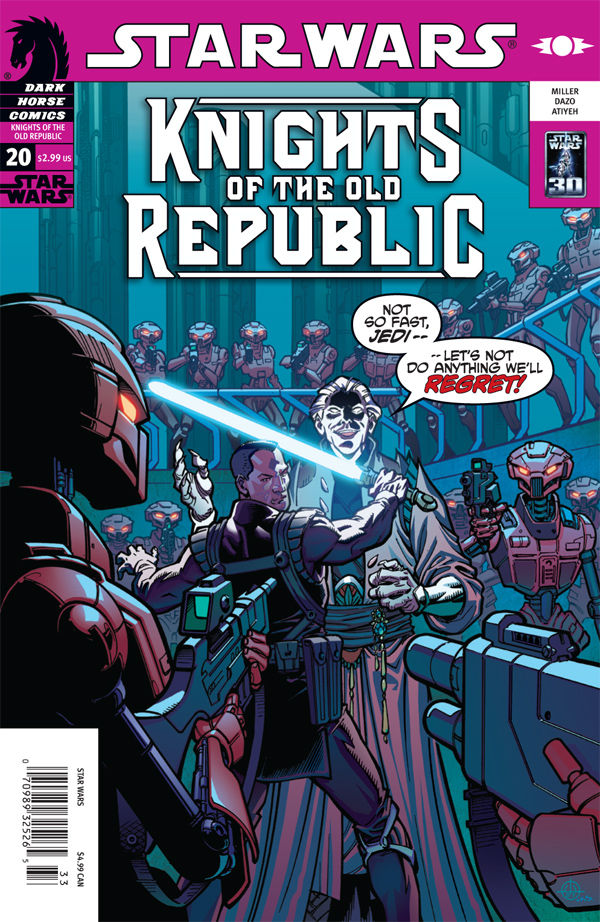 Star Wars: Knights of the Old Republic 20
