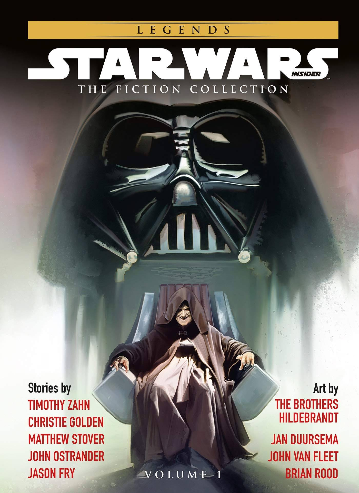 Star Wars Insider: The Fiction Collection Volume 1