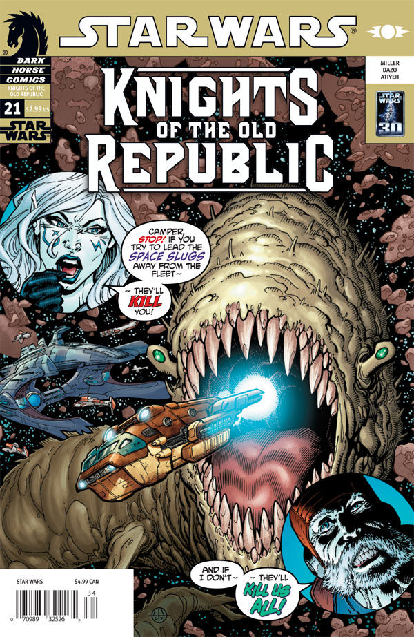 Star Wars: Knights of the Old Republic 21