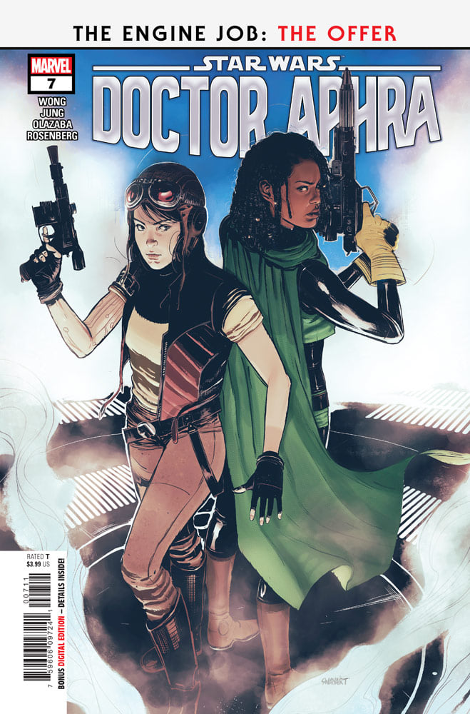 Star Wars: Doctor Aphra 7 (2020) - First Printing