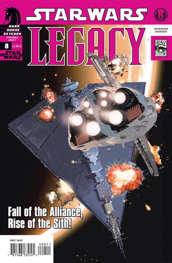 Star Wars Legacy: Allies