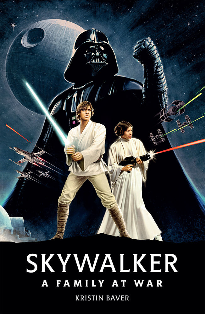 Star Wars: The Skywalkers - A Family at War