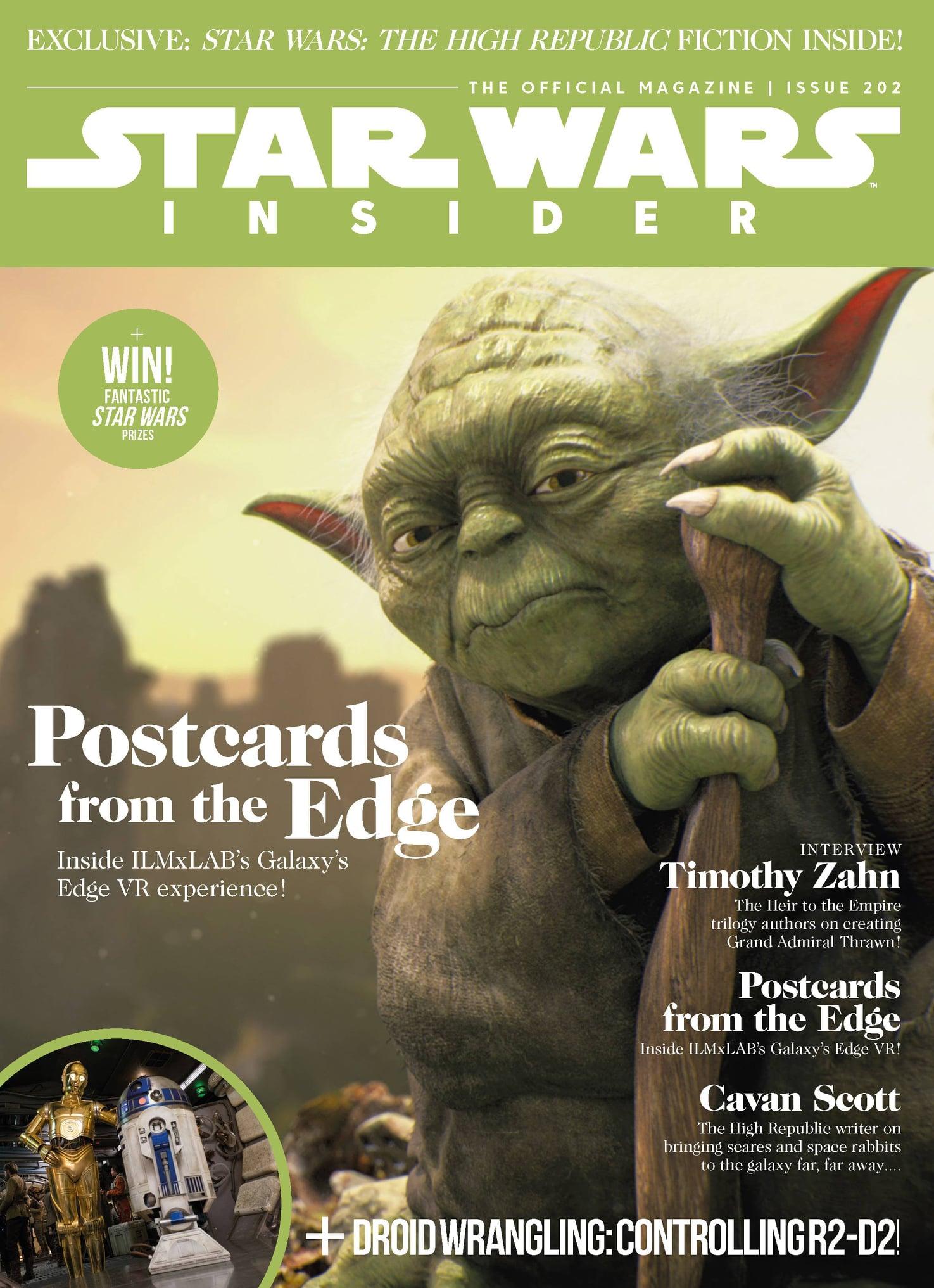 Star Wars Insider 202