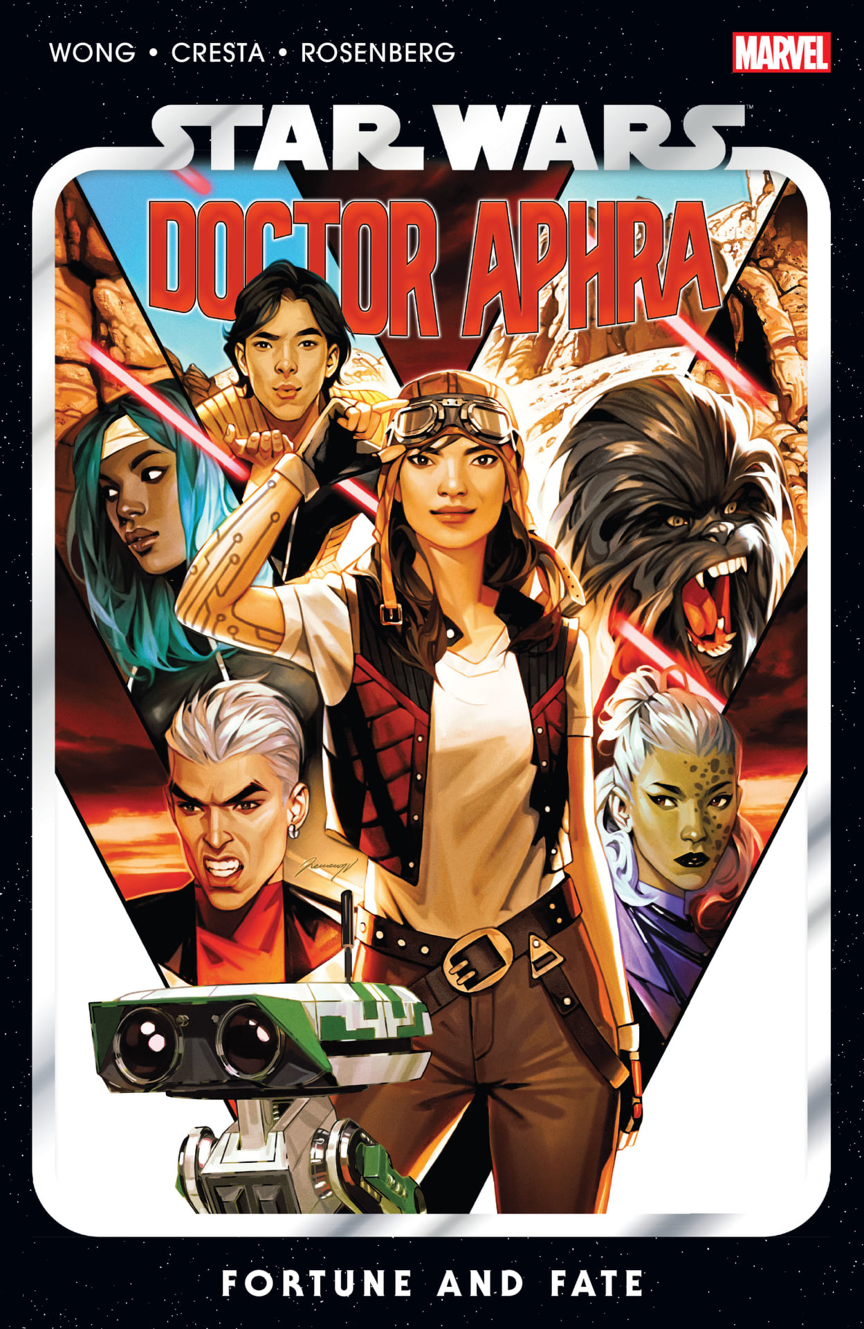 Star Wars Doctor Aphra 1: Fortune and Fate