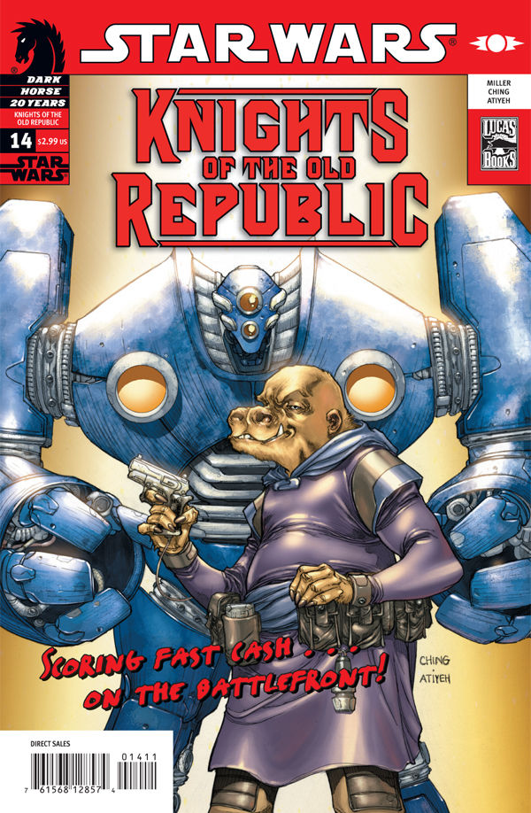 Star Wars: Knights of the Old Republic 14