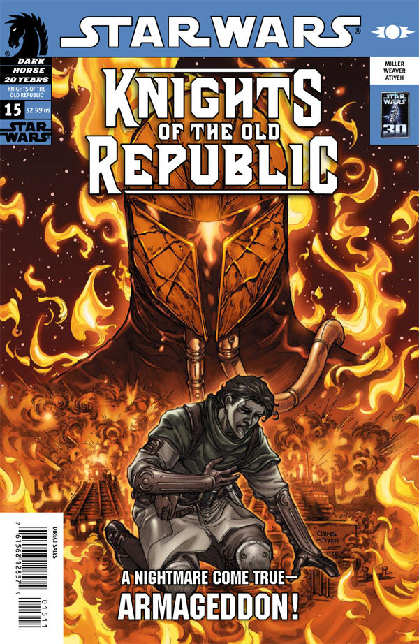 Star Wars: Knights of the Old Republic 15