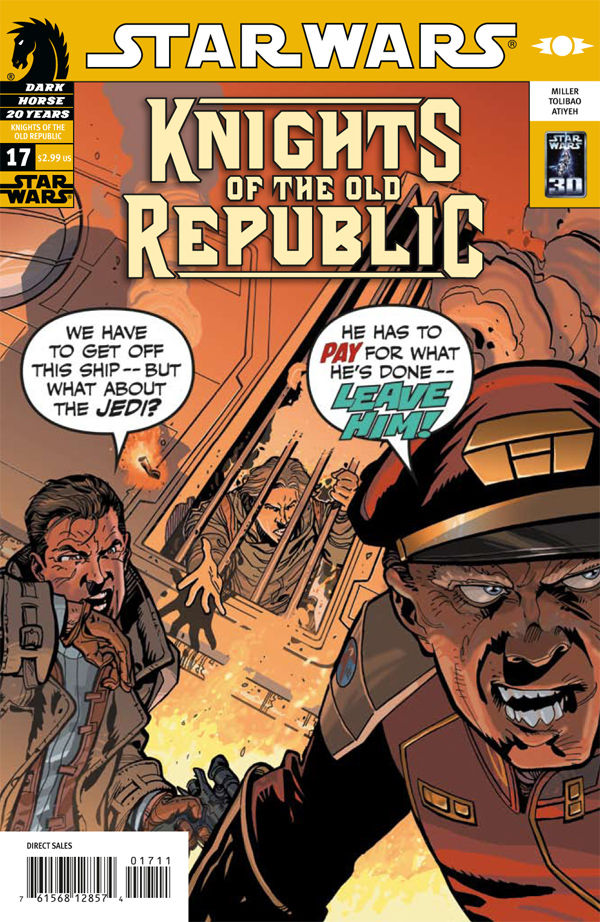 Star Wars: Knights of the Old Republic 17