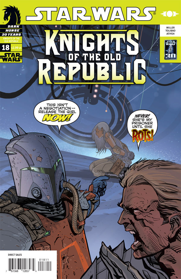Star Wars: Knights of the Old Republic 18