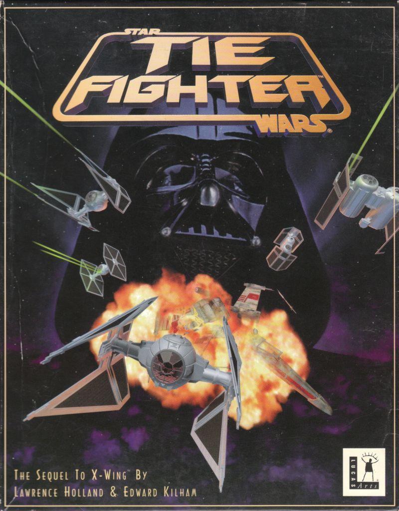 Star Wars: TIE Fighter (video game)