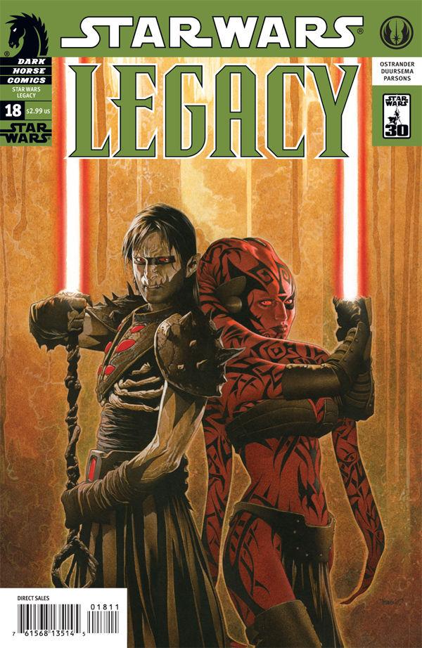 Star Wars Legacy 18