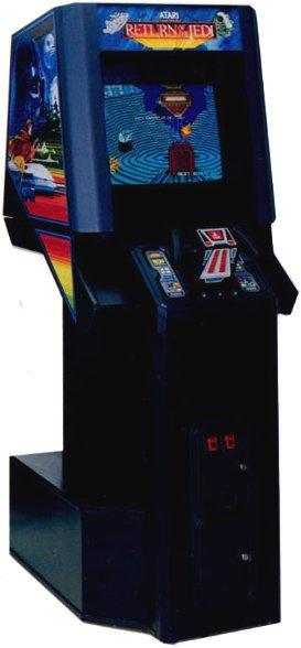 Star Wars: Return of the Jedi (arcade game)