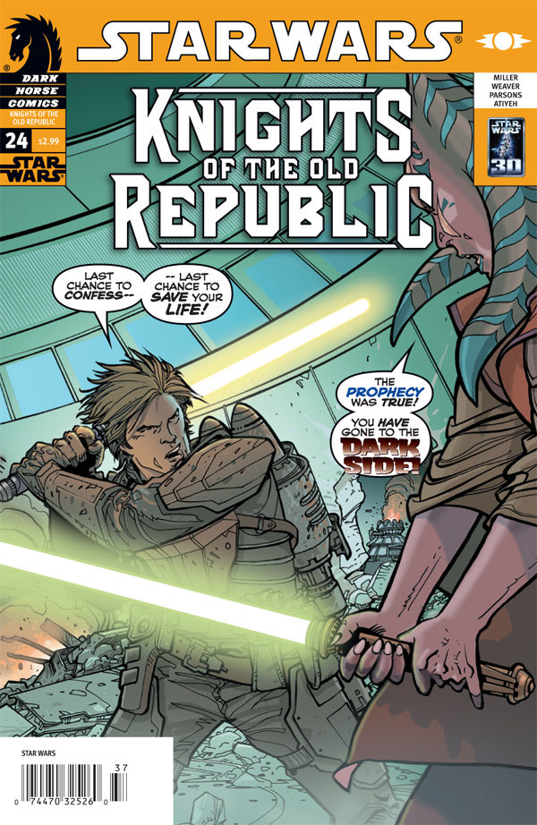 Star Wars: Knights of the Old Republic 24