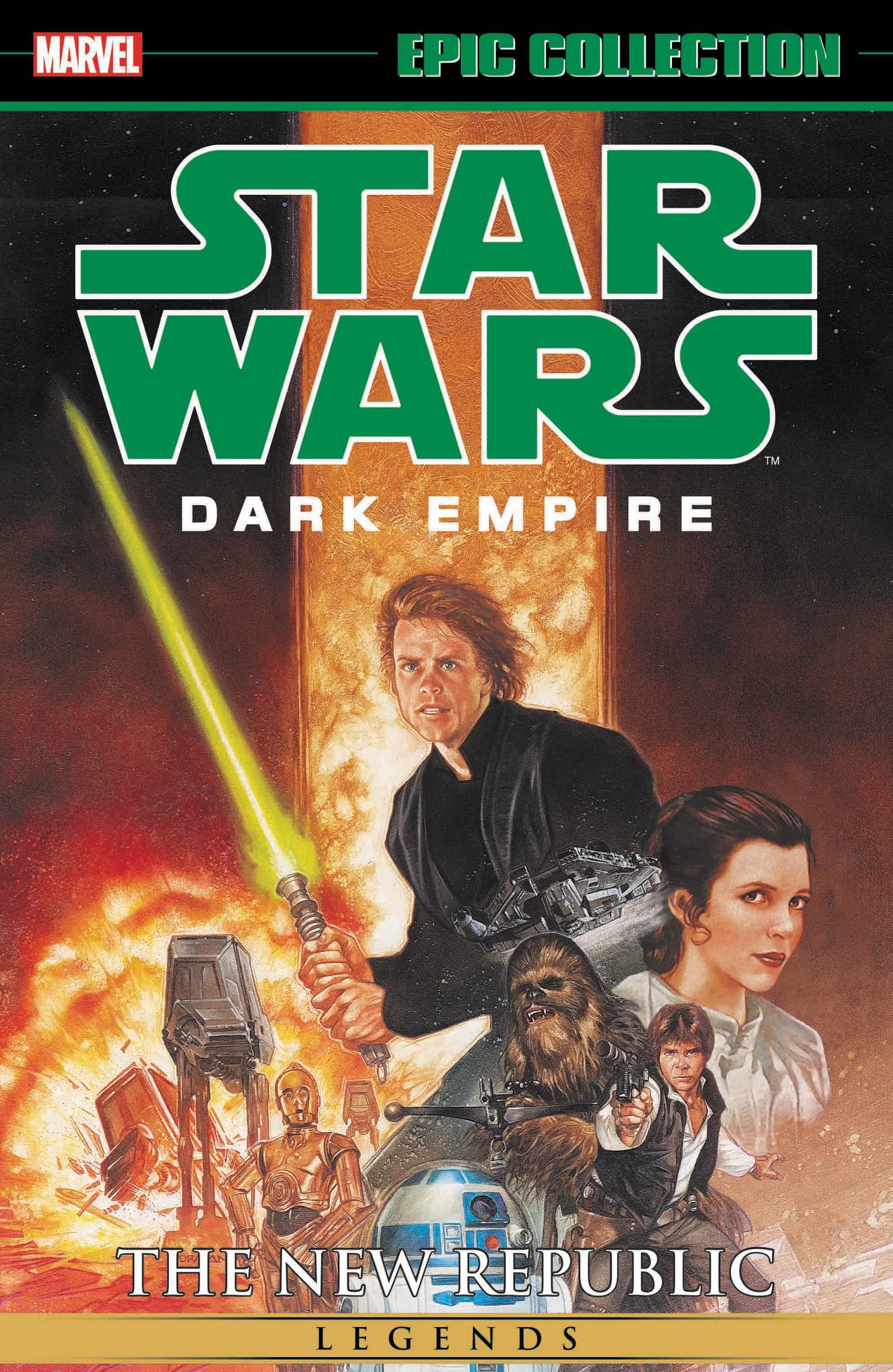 Star Wars Legends Epic Collection: The New Republic Volume 5