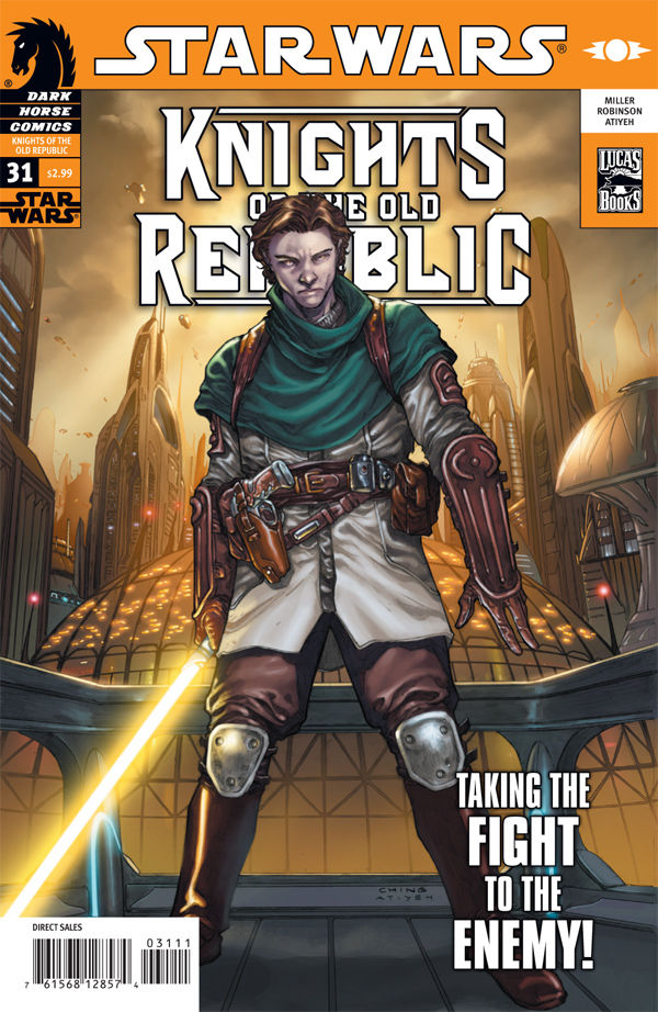 Star Wars Knights of the Old Republic: Turnabout