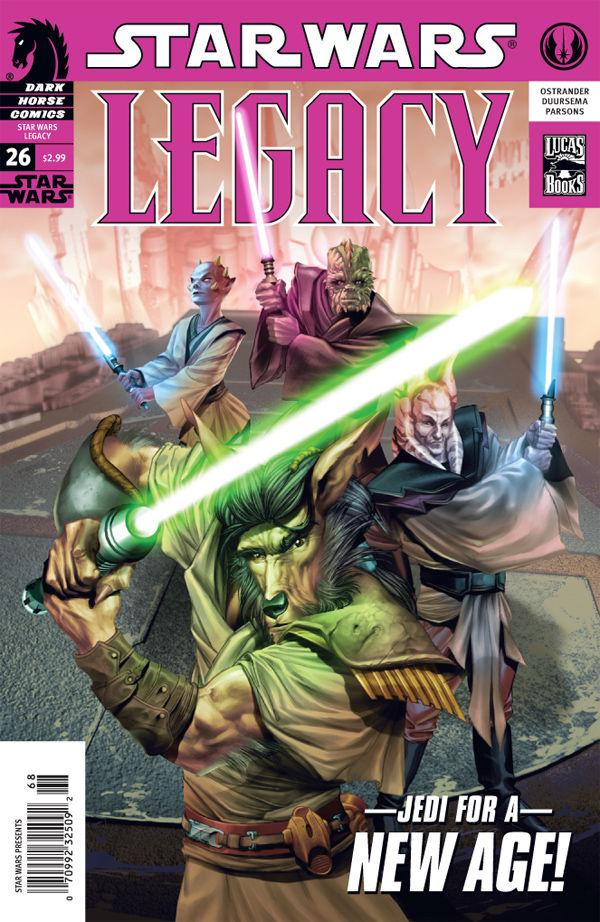 Star Wars Legacy 26