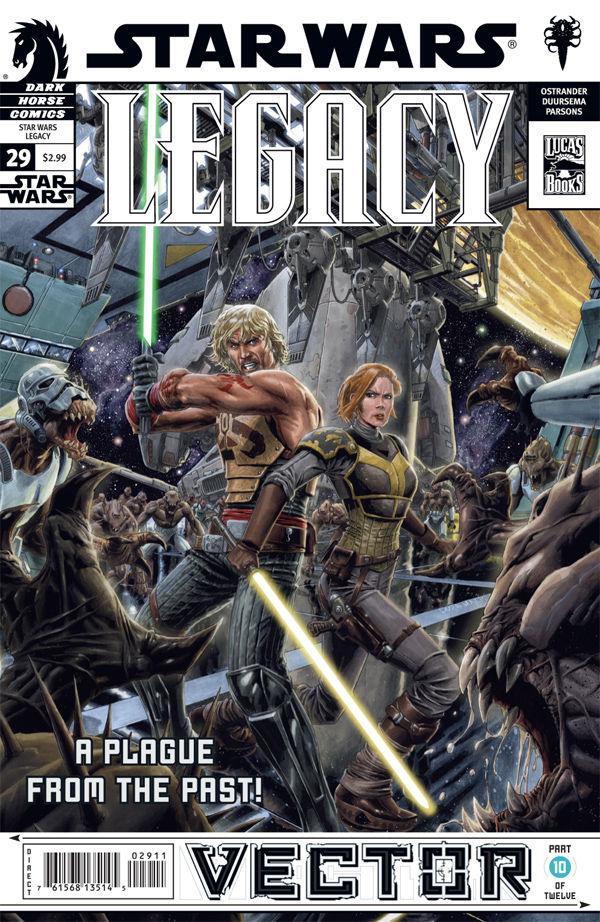 Star Wars Legacy 29