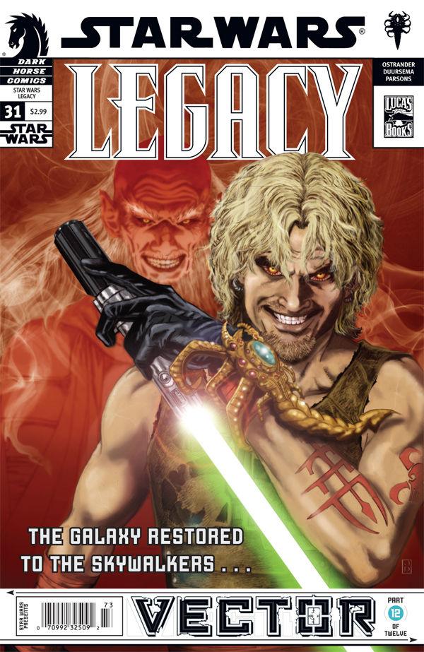 Star Wars Legacy 31