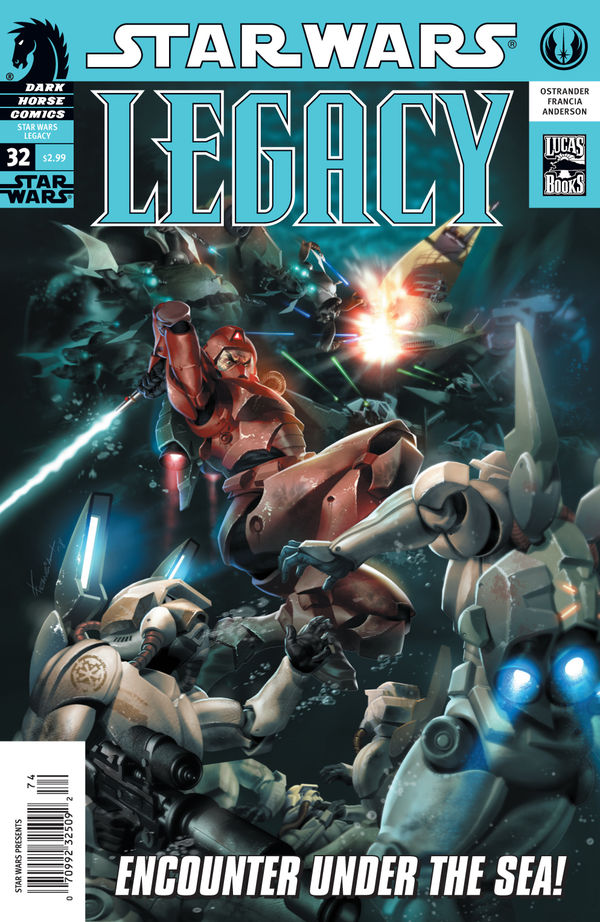 Star Wars Legacy: Fight Another Day