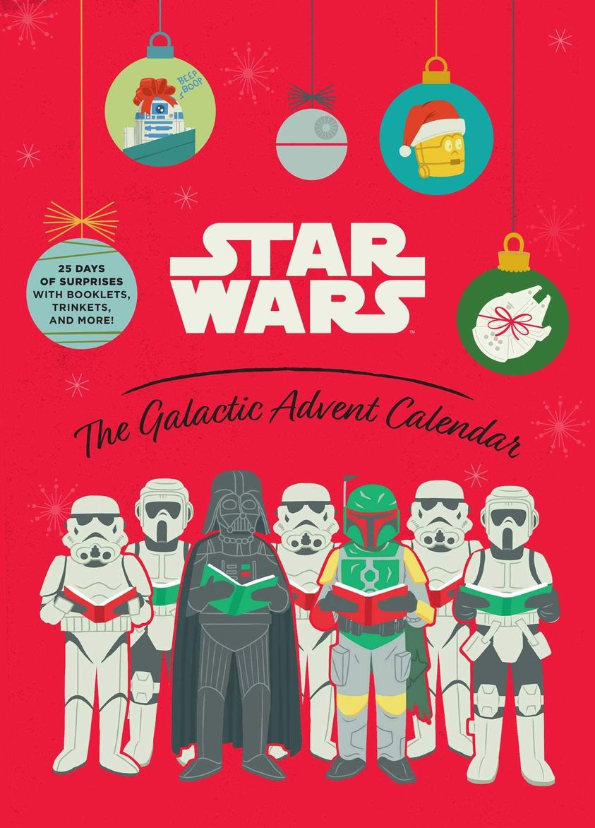 Star Wars: The Galactic Advent Calendar