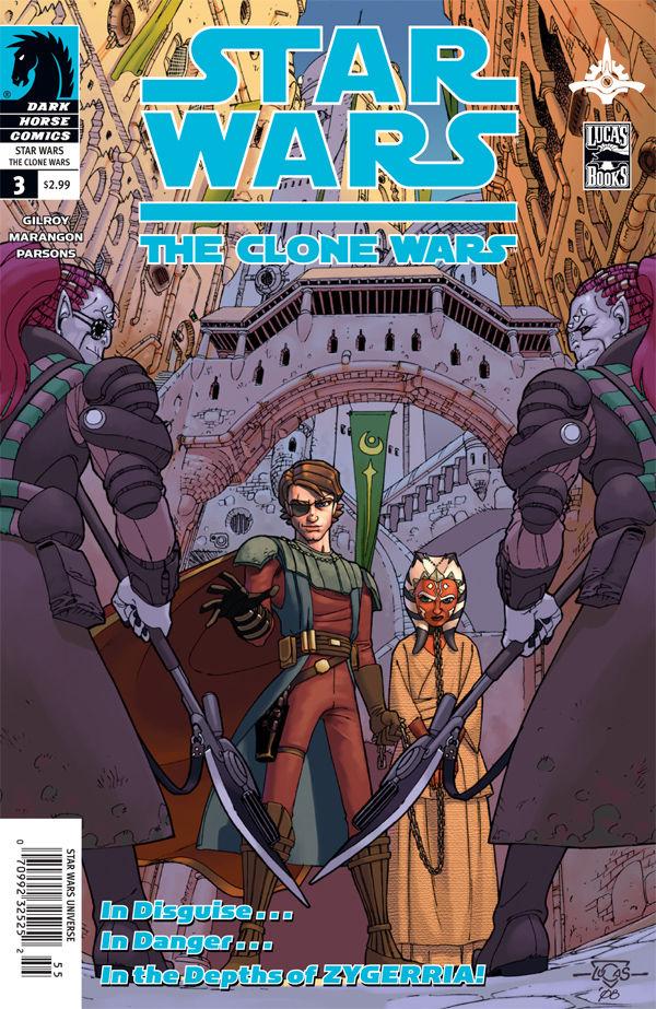 Star Wars: The Clone Wars 3