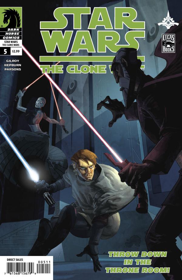 Star Wars: The Clone Wars 5
