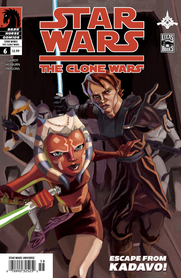 Star Wars: The Clone Wars 6