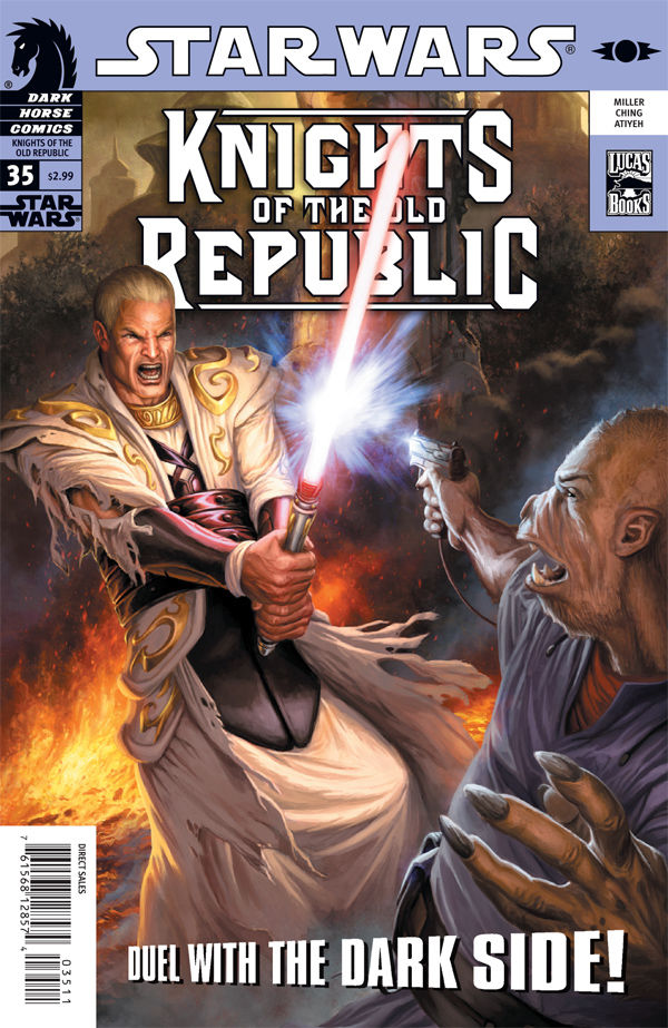 Star Wars: Knights of the Old Republic 35