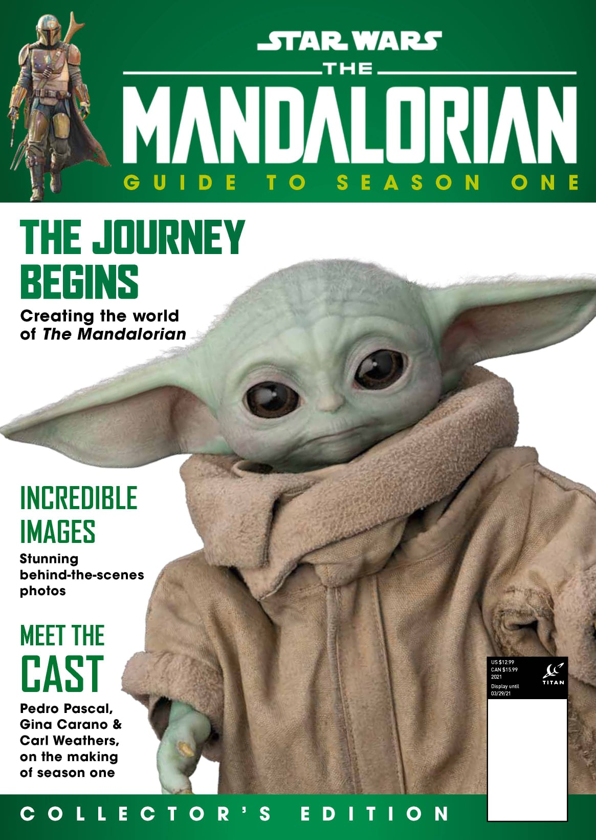 Star Wars The Mandalorian Season One: The Official Collector's Edition